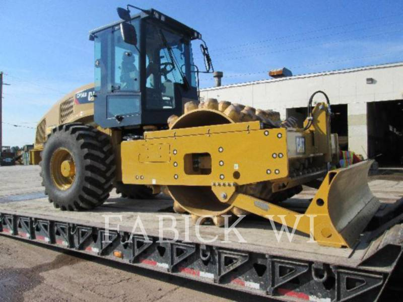 CATERPILLAR WALCE CP56B equipment  photo 4