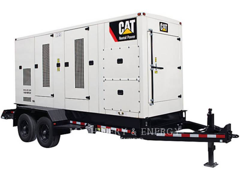 CATERPILLAR POWER MODULES XQC500 equipment  photo 1