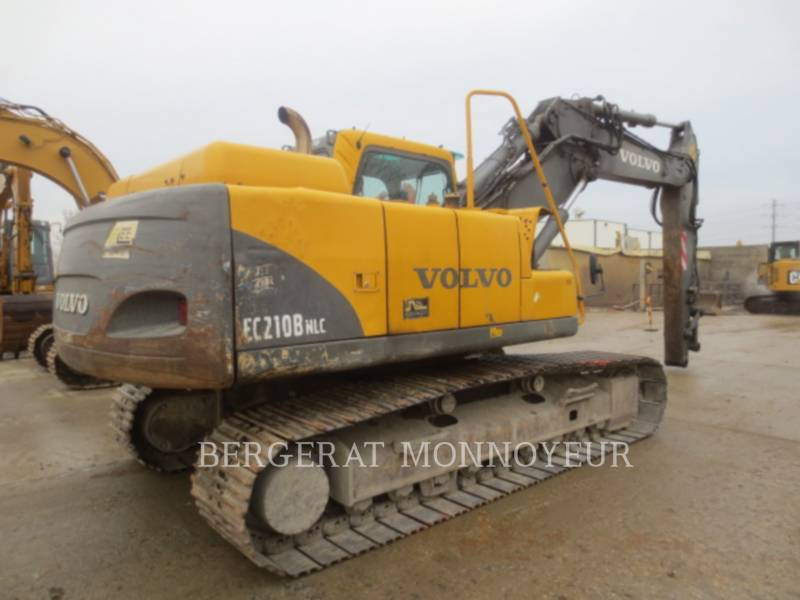 VOLVO CONSTRUCTION EQUIPMENT PELLES SUR CHAINES EC210BLC equipment  photo 4