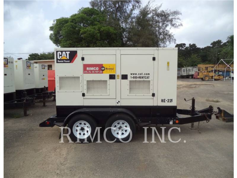 CATERPILLAR POWER MODULES (OBS) XQ60-6 equipment  photo 1