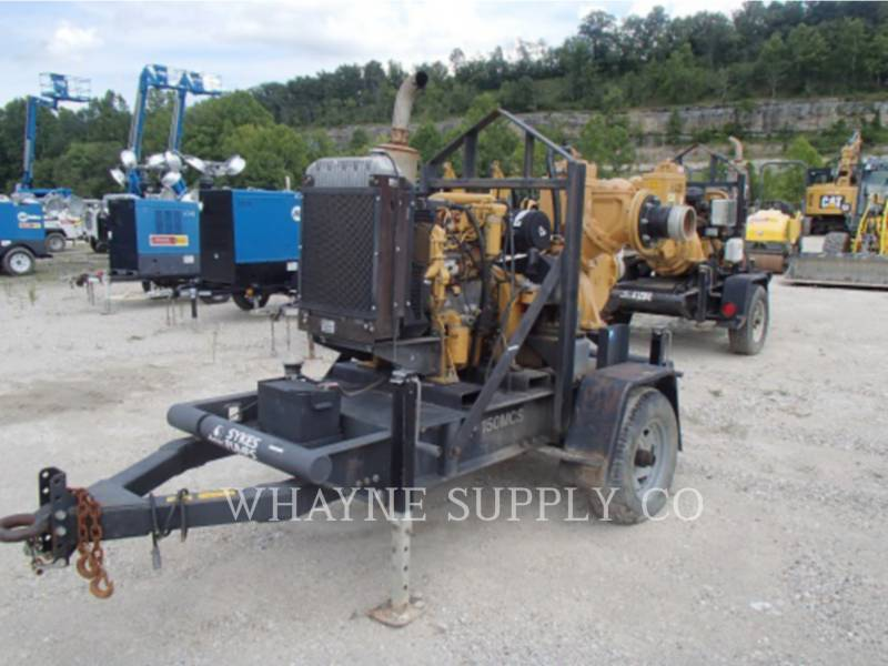 SYKES PUMPS WATER PUMPS / TRASH PUMPS GP150 equipment  photo 2