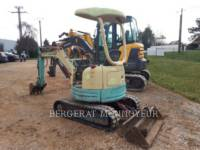 Equipment photo YANMAR VIO15 TRACK EXCAVATORS 1