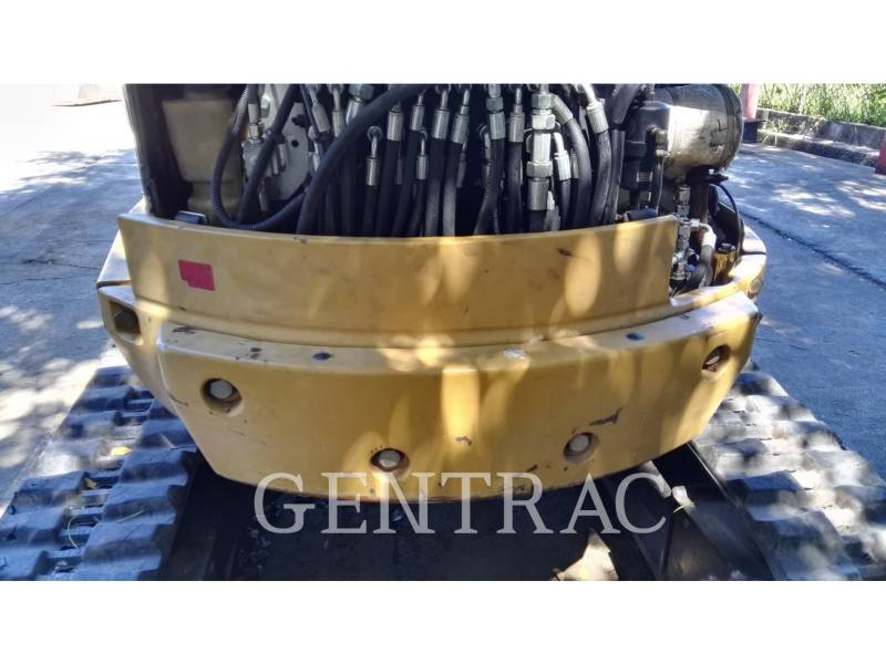 CATERPILLAR PELLES SUR CHAINES 302.7DCR equipment  photo 9