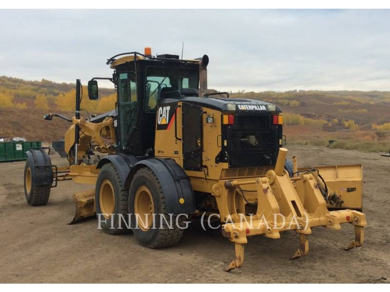 CATERPILLAR MOTORGRADER 160M equipment  photo 4