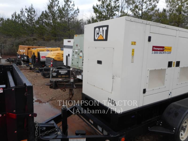 CATERPILLAR MOBILE GENERATOR SETS XQ 60 equipment  photo 3