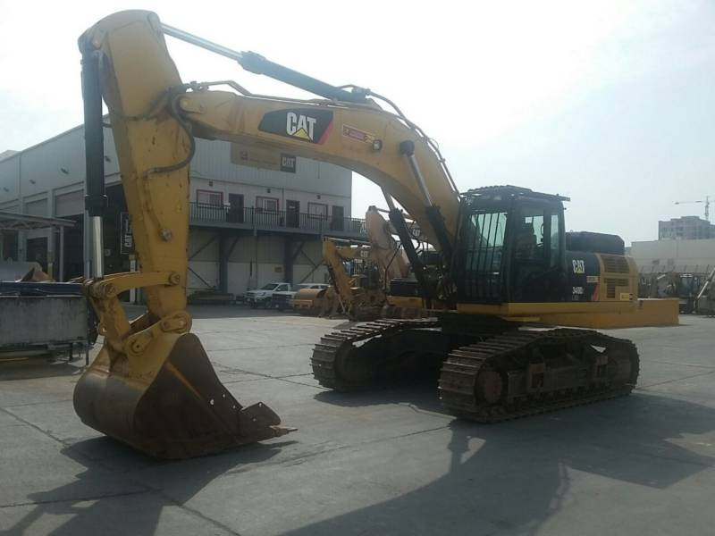 CATERPILLAR KOPARKI GĄSIENICOWE 340D2L equipment  photo 1