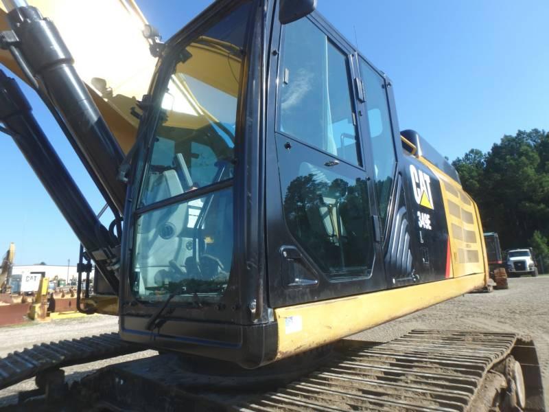 CATERPILLAR TRACK EXCAVATORS 349ELVG equipment  photo 14
