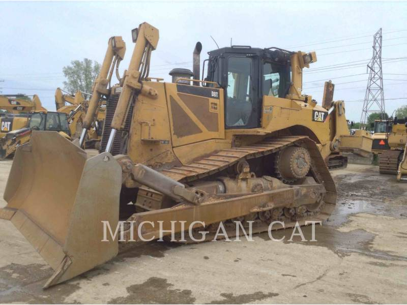 CATERPILLAR KETTENDOZER D8T CR equipment  photo 1