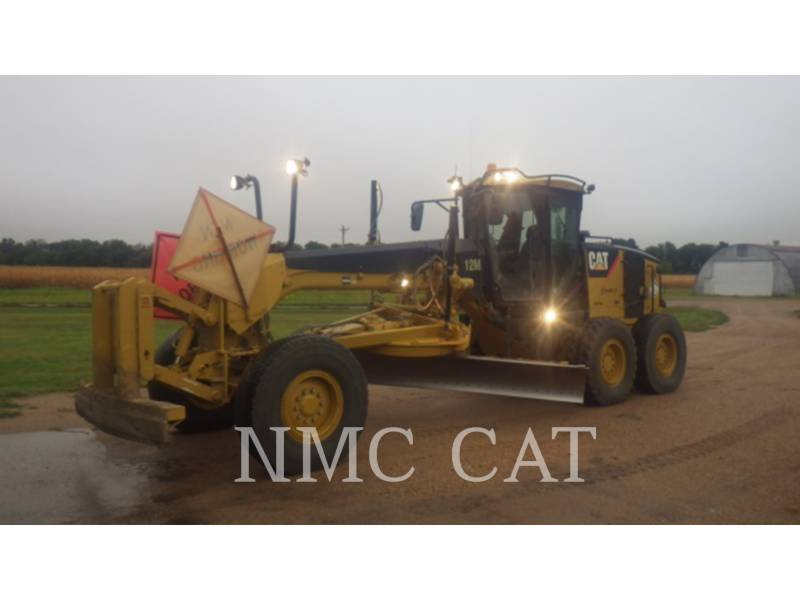 CATERPILLAR MOTOR GRADERS 12M equipment  photo 1