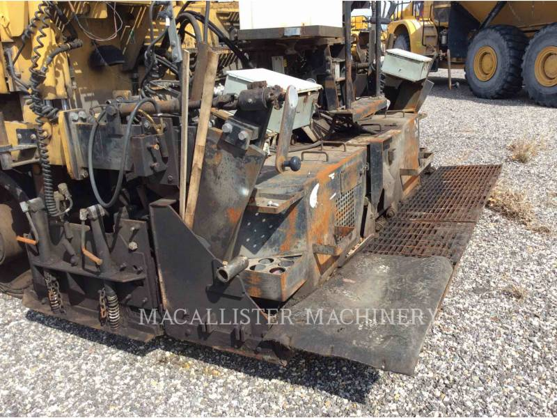 CATERPILLAR FINISSEURS AP-1055D equipment  photo 21