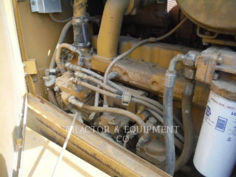 CATERPILLAR RÓWNIARKI SAMOBIEŻNE 140H equipment  photo 11