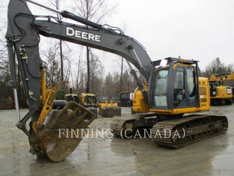 JOHN DEERE PELLES SUR CHAINES 245G equipment  photo 1