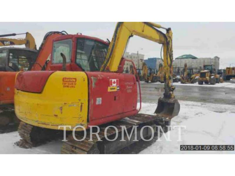 HITACHI TRACK EXCAVATORS ZX80 equipment  photo 4