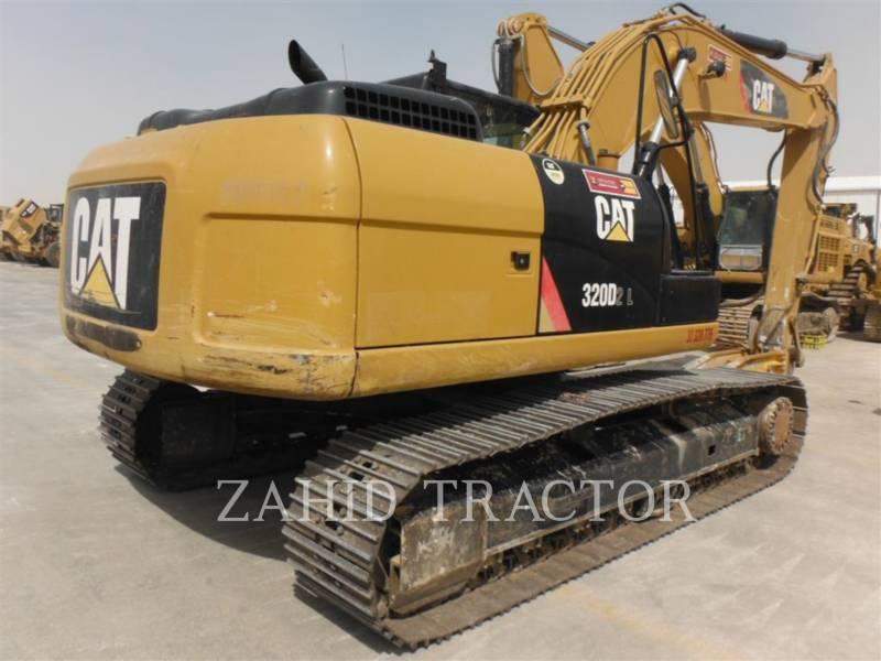 CATERPILLAR TRACK EXCAVATORS 320D2L equipment  photo 4