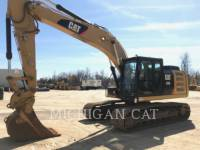 CATERPILLAR KETTEN-HYDRAULIKBAGGER 320EL PQ equipment  photo 2