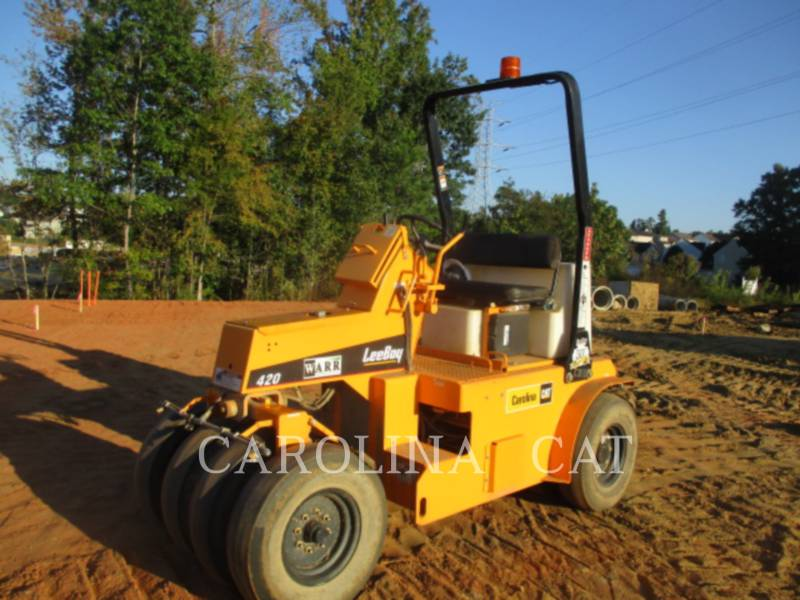 LEE-BOY COMPACTEURS 420 equipment  photo 6