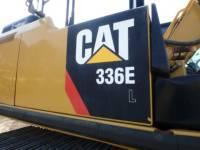 CATERPILLAR TRACK EXCAVATORS 336EL equipment  photo 20