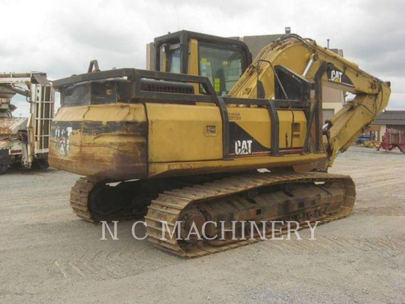 CATERPILLAR MÁQUINA FORESTAL 325BL equipment  photo 3
