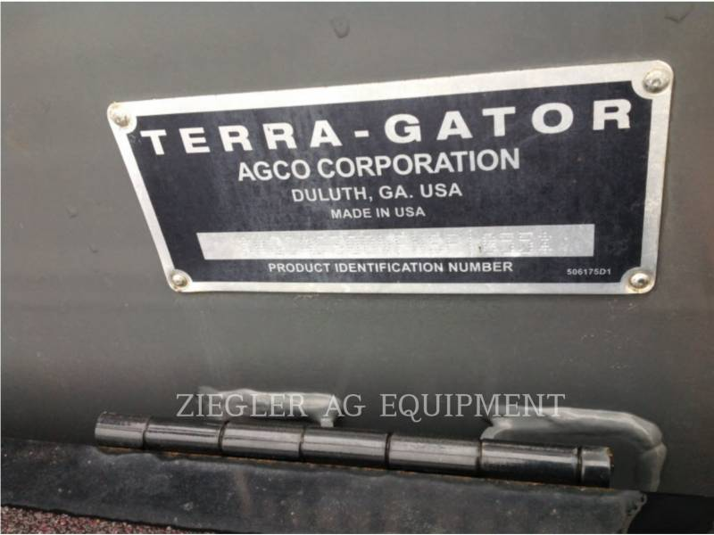 AG-CHEM FLOATERS TG9300 equipment  photo 10
