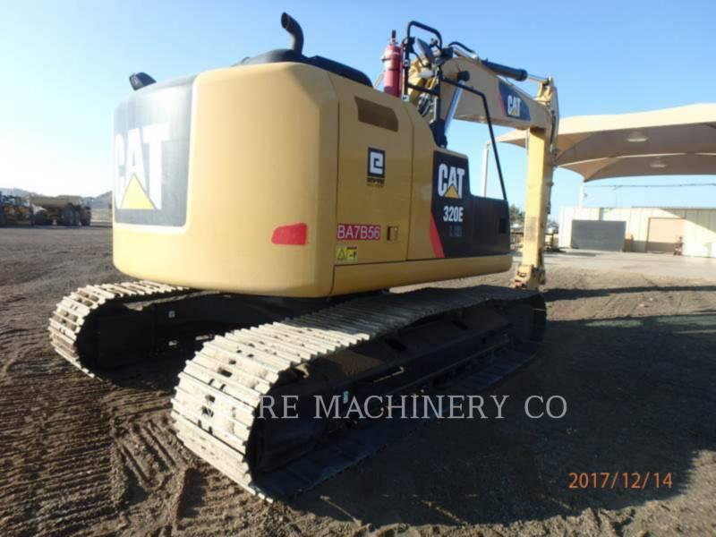 CATERPILLAR トラック油圧ショベル 320E LRR equipment  photo 2