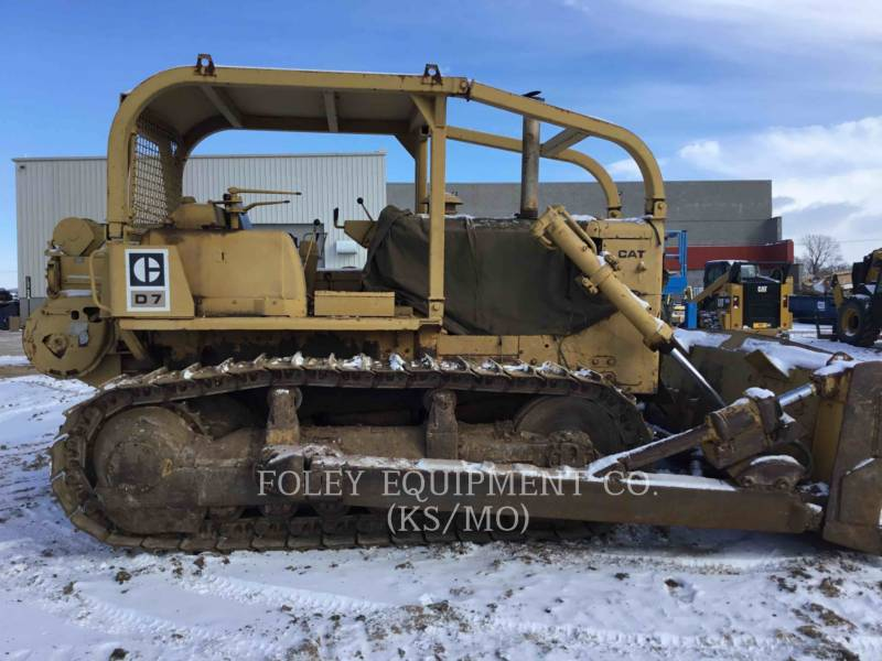 CATERPILLAR TRACTEURS SUR CHAINES D7F equipment  photo 10