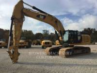 Equipment photo CATERPILLAR 349F PELLES SUR CHAINES 1