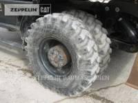 CATERPILLAR ホイール油圧ショベル M322D equipment  photo 12