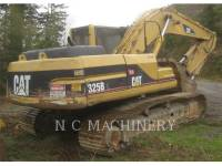 CATERPILLAR KETTEN-HYDRAULIKBAGGER 325B L equipment  photo 3