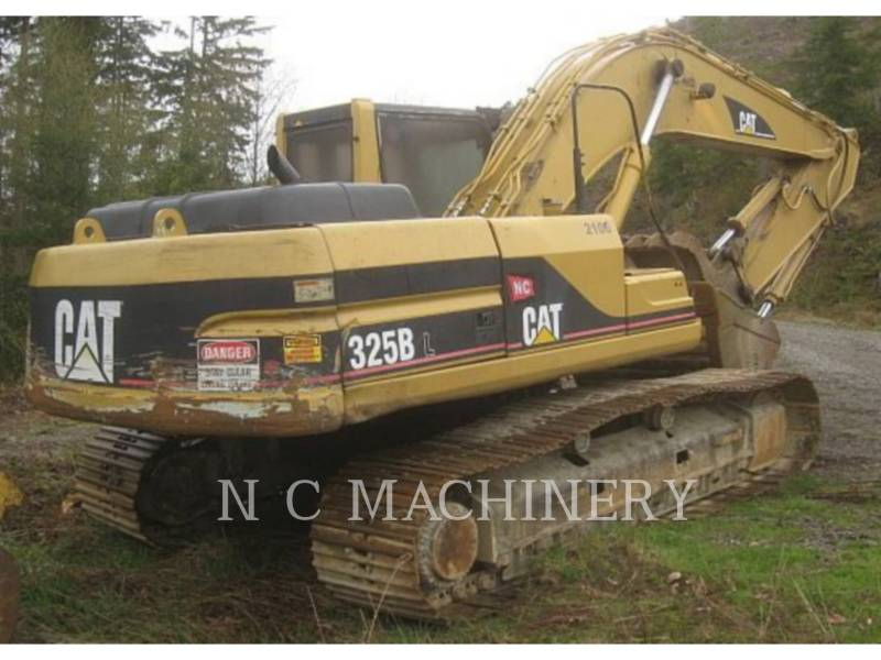 CATERPILLAR PELLES SUR CHAINES 325B L equipment  photo 3
