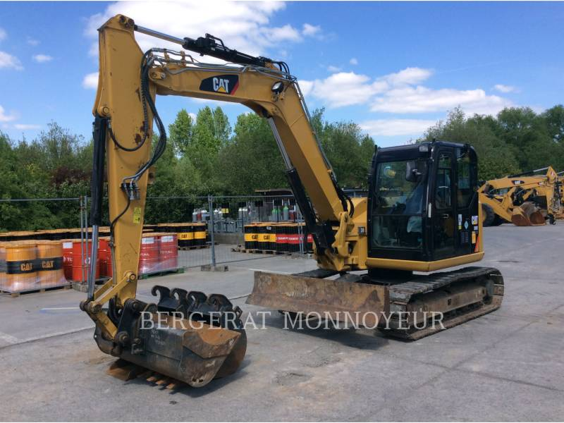 CATERPILLAR EXCAVADORAS DE CADENAS 308ECRSB equipment  photo 4