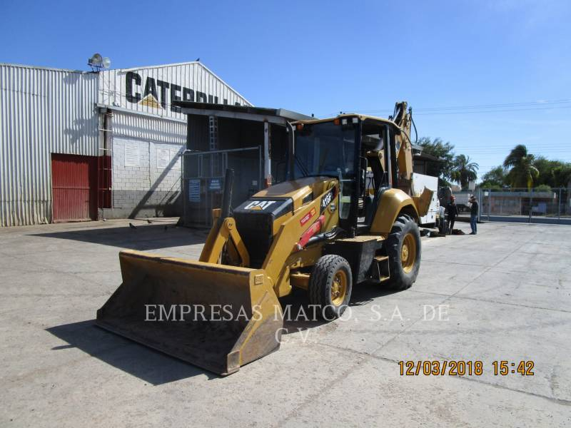 CATERPILLAR TERNE 416F2STLRC equipment  photo 1
