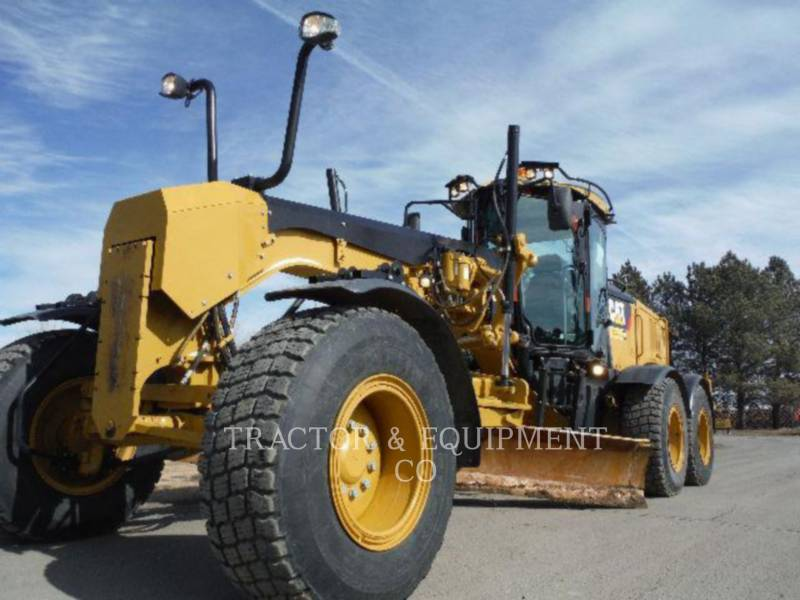 CATERPILLAR MOTORGRADERS 160M2 equipment  photo 1