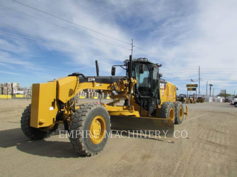 CATERPILLAR NIVELEUSES 12M3 AWD equipment  photo 4