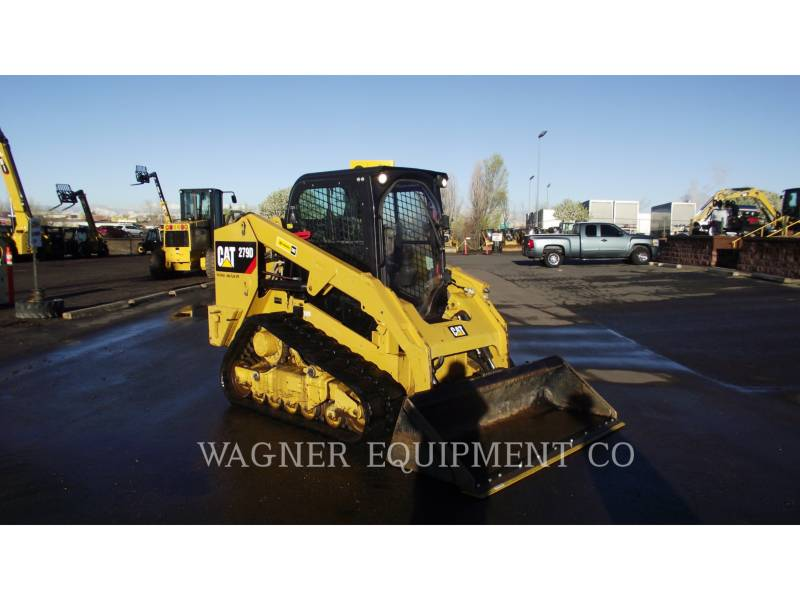CATERPILLAR MINICARGADORAS 279D HF equipment  photo 4