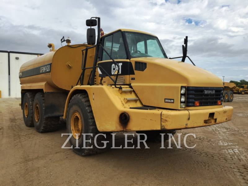 CATERPILLAR ARTICULATED TRUCKS 740WT equipment  photo 1