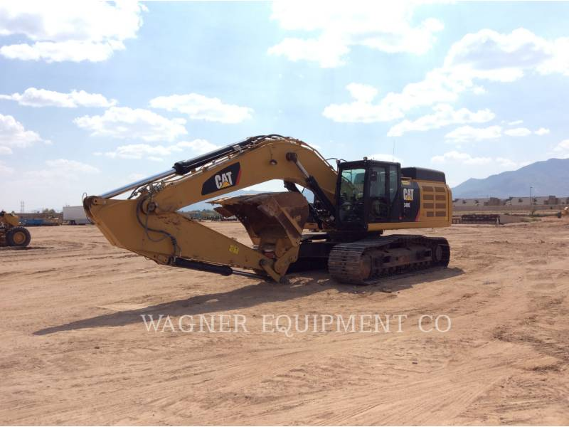 CATERPILLAR EXCAVADORAS DE CADENAS 349EL equipment  photo 1