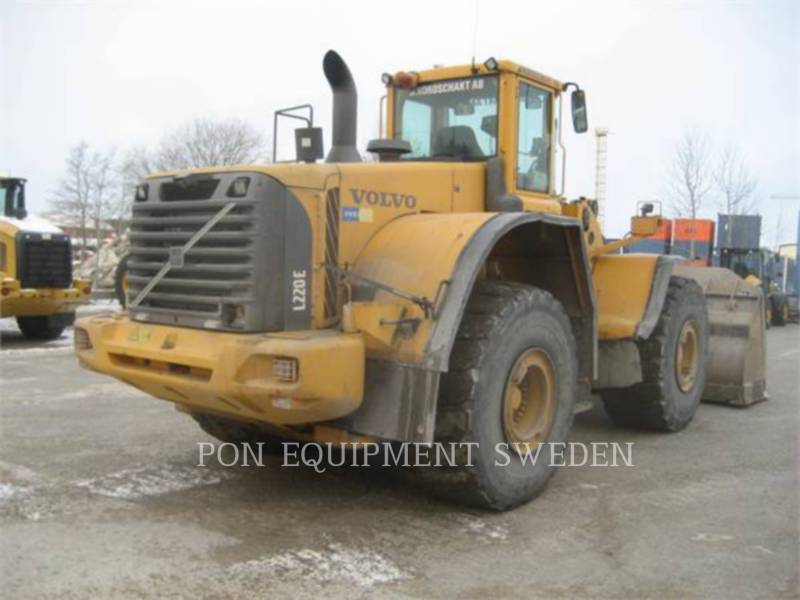 VOLVO CONSTRUCTION EQUIPMENT CARGADORES DE RUEDAS L220E equipment  photo 4