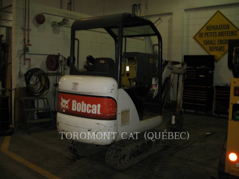 BOBCAT KETTEN-HYDRAULIKBAGGER 322 equipment  photo 2