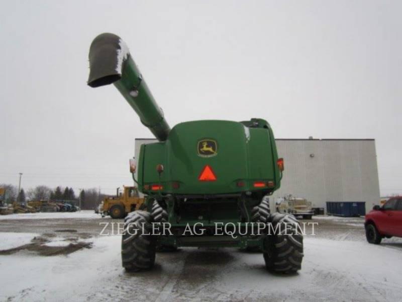 DEERE & CO. COMBINES 9870STS equipment  photo 6