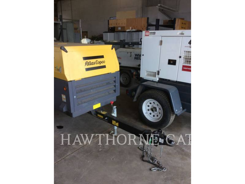 ATLAS-COPCO AIR COMPRESSOR (OBS) 185 XAS equipment  photo 4