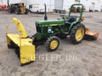 Equipment photo DEERE & CO. 750 AG TRACTORS 1