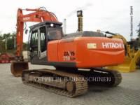 HITACHI TRACK EXCAVATORS ZX250LCN-3 equipment  photo 6