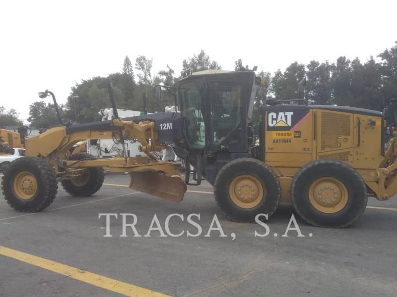 Caterpillar AUTOGREDERE 12M equipment  photo 3
