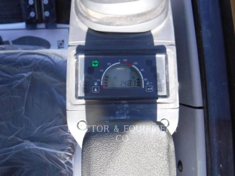 CATERPILLAR TRACK EXCAVATORS 302.7D CR equipment  photo 3