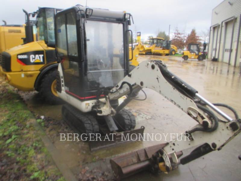 CATERPILLAR KETTEN-HYDRAULIKBAGGER 301.5 equipment  photo 3