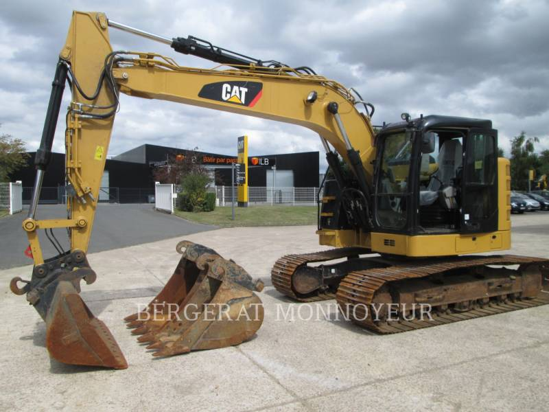 CATERPILLAR PELLES SUR CHAINES 314E equipment  photo 1