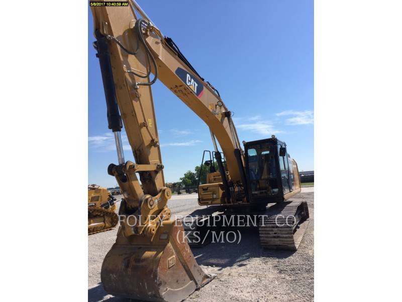 CATERPILLAR TRACK EXCAVATORS 326FL9 equipment  photo 1