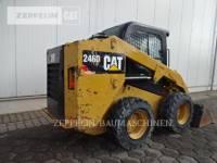 CATERPILLAR ŁADOWARKI ZE STEROWANIEM BURTOWYM 246D equipment  photo 4