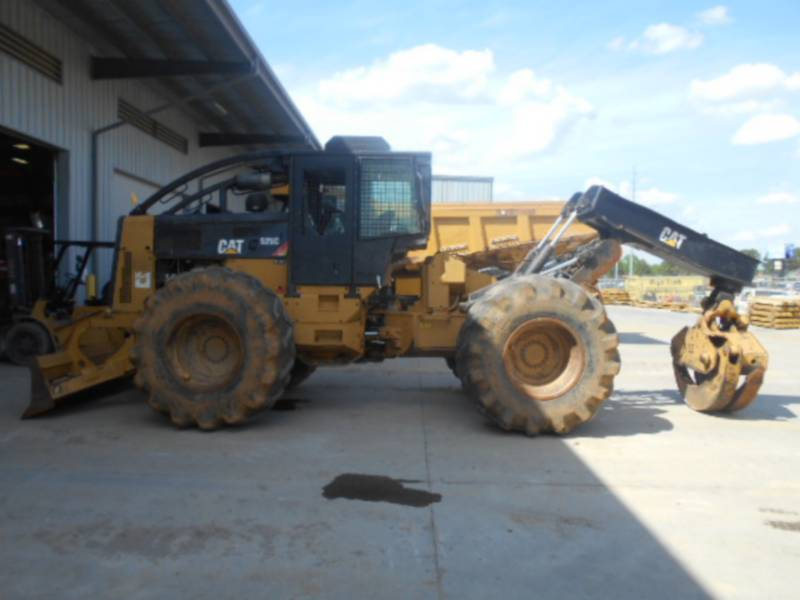 CATERPILLAR FORESTRY - SKIDDER 525C equipment  photo 7