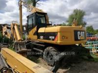 CATERPILLAR EXCAVADORAS DE RUEDAS M322DMH equipment  photo 1